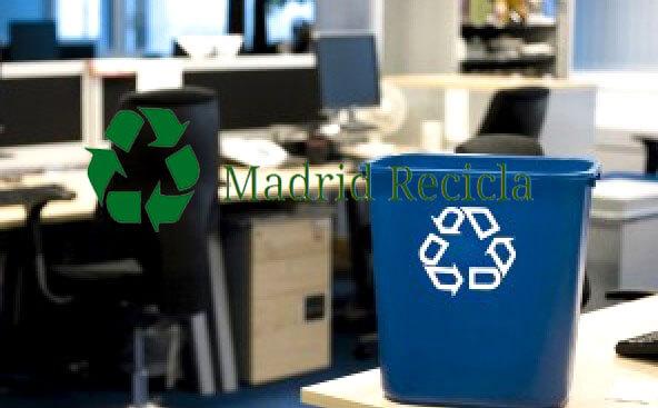 Reciclaje y destrucción de datos fuera del sitio