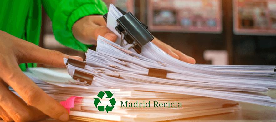 Un vistazo a las soluciones de gestión de documentos